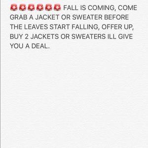 Jackets & Blazers - Fall Apparel