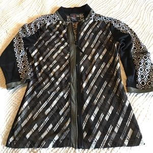 ANAC Tops - Adorable 3/4 length sleeve top