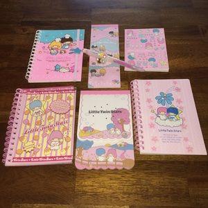 Sanrio Hello Kitty Little Twinstars Bundle