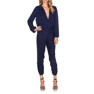 Parker Dresses & Skirts - Parker October combo jumpsuit in petrol navy long