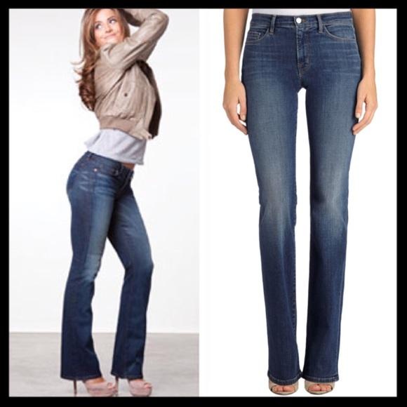 J brand bombshell bootcut jeans