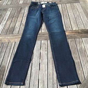 Abercrombie & Fitch Super Skinny Jeans 00 24 NWT