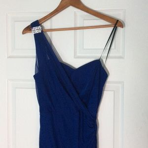 Blondie Nites Dresses & Skirts - NWT Blondie nites Royal Blue Gown