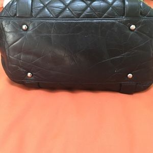 Chanel Bags - Authentic CHANEL black lady braid