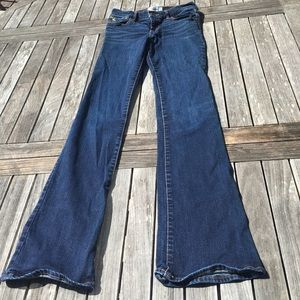 Abercrombie & Fitch Kids Flare Bootcut Jeans 14