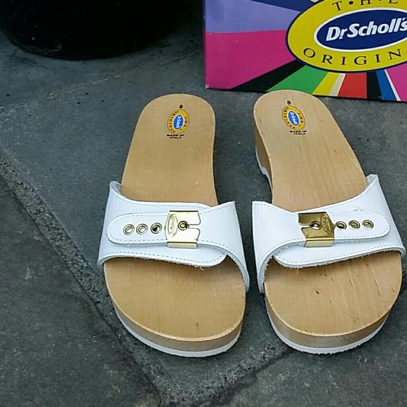6544e459daa3 Dr. Scholl s Shoes - Dr. Scholl s Original Exercise sandal white