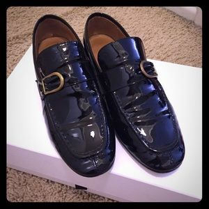 Isabel Marant Patent Leather Loafers