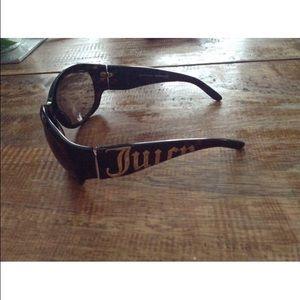 Juicy Couture Accessories - Black juicy sunglasses