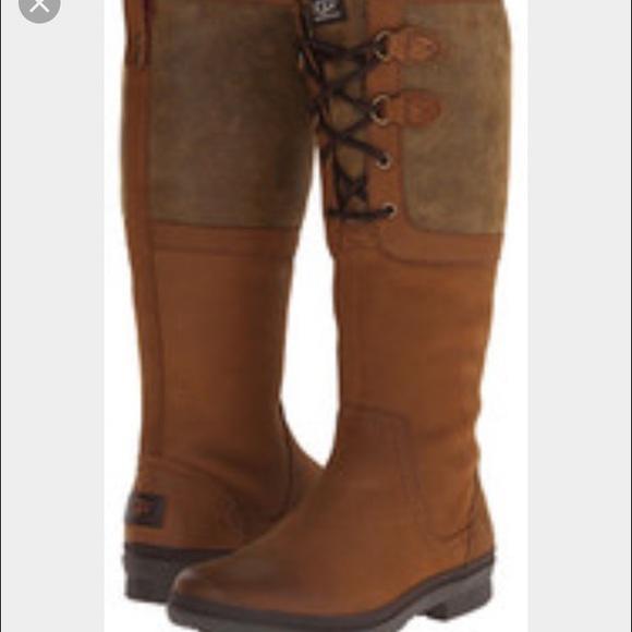 UGG Women's Elsa Boots Chestnut NWT