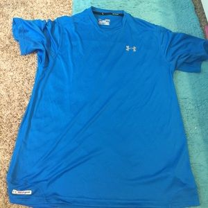 Under armour swim on poshmark for Under armour swim shirt youth