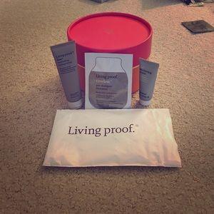 Living proof.