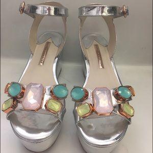Sophia Webster Suki Gem Sandals