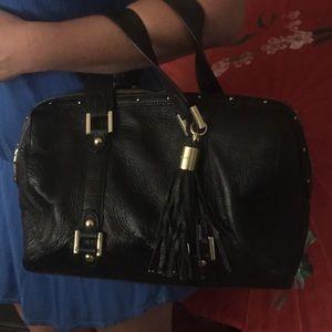 Juicy Couture Handbags - Juicy couture super soft black satchel