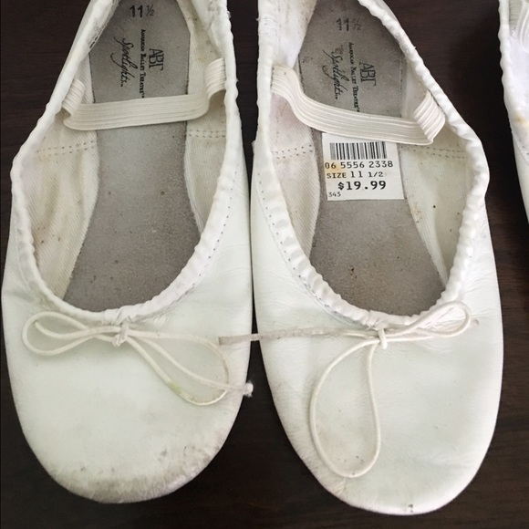 ABT Shoes Ballet Poshmark - Abt ballet shoes