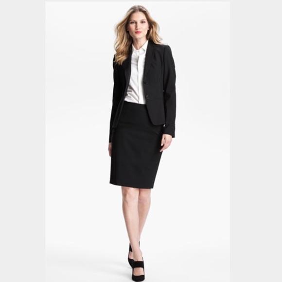 4bee7224c Hugo Boss Jackets & Blazers - Hugo Boss Skirt Suit
