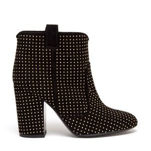 Laurence Dacade Shoes - Laurence Dacade Pete Studded Ankle Boot, 37.5