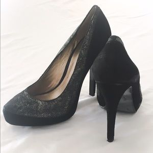 BCBG Shoes - Black BCBG Heels