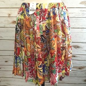 Millau Dresses & Skirts - MILLAU PAISLEY PRINT SKIRT ~ NWT