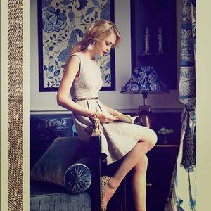 Paper Crown Dresses & Skirts - Shimmered Tweed Dress