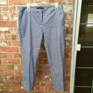 Amanda & Chelsea Pants - Amanda & Chelsea Printed Khakis