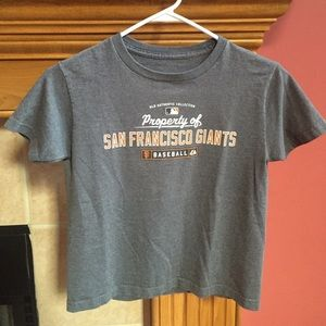 Majestic Other - San Francisco Giants T-Shirt/ Size: S