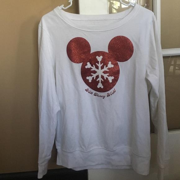 walt disney world christmas sweater