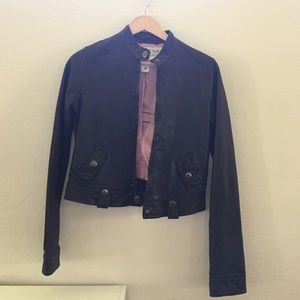 Ezra Fitch Limited Edition Leather Jacket (2005)