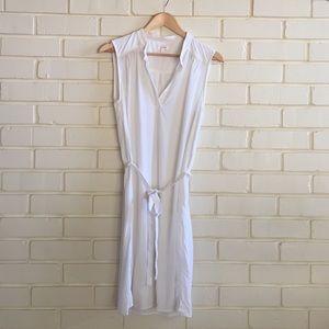 Cuyana Silk Dress