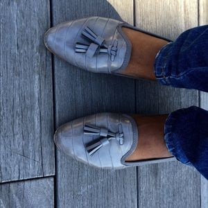 ZARA LOAFERS