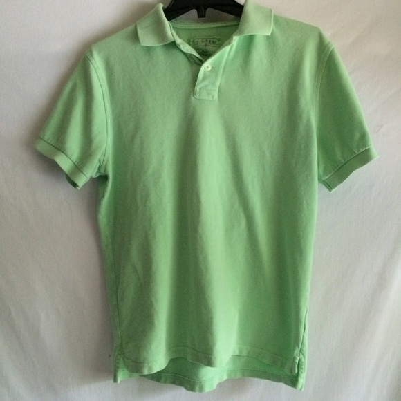 4ca923d62ad J. Crew Shirts   J Crew Vintage Polo Shirt   Poshmark