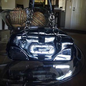 Handbags - Black guess bag