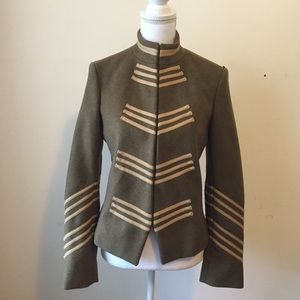 Marc Jacobs Jackets & Blazers - Marc Jacobs Wool Military Coat