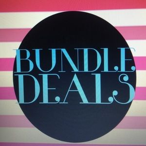 Customized Bundle Deals! 2 Items or more = 20%Off