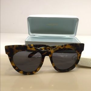 Karen Walker Accessories - AUTHENTIC Karen Walker Starburst sunglasses 🕶