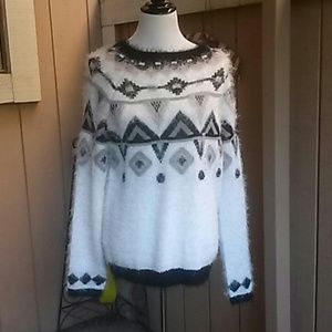 Women's winter sweater
