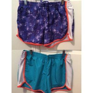 2 NWOT Danskin athletic shorts