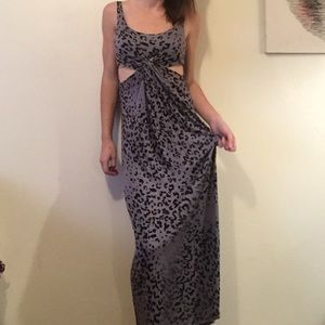 Sparkle & Fade Cheetah Dress