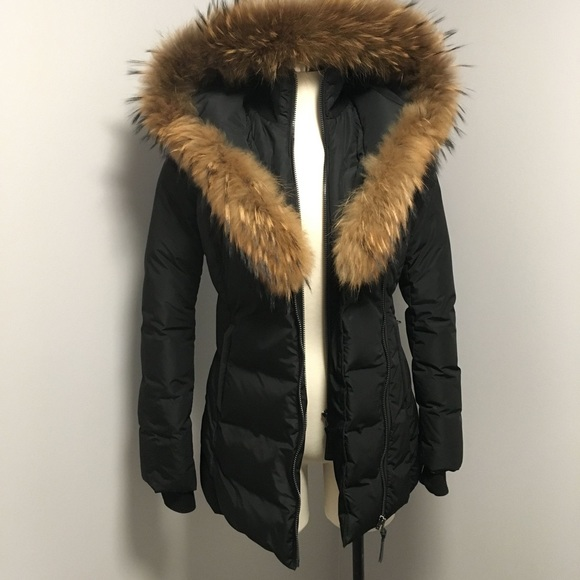 71bfeb5bb20 Mackage Adali barely used. Gorgeous. Coyote fur.