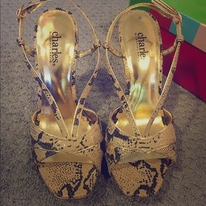 Charles David sandals
