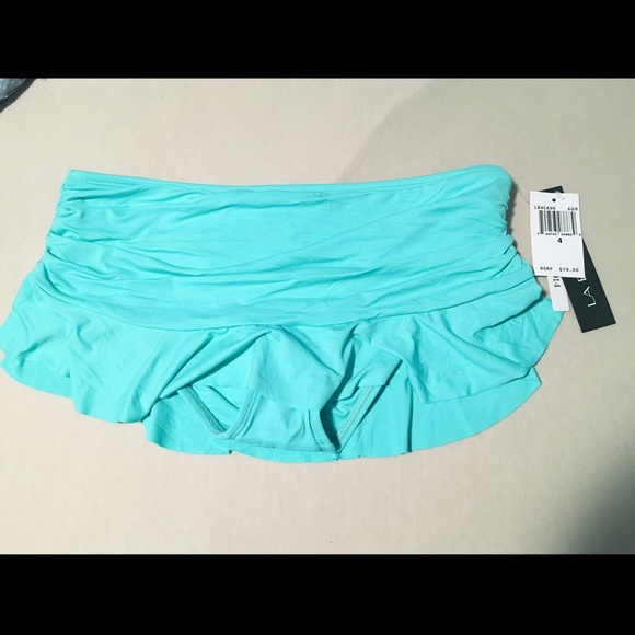 La Blanca Swim Skirt