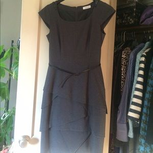 Calvin Klein sheath dress