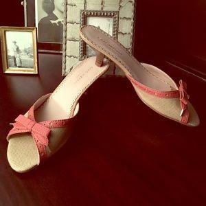 Adorable Isaac Mizrahi for Target heels size 7.5