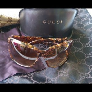 GUCCI Havana Gold 2902 EGQID