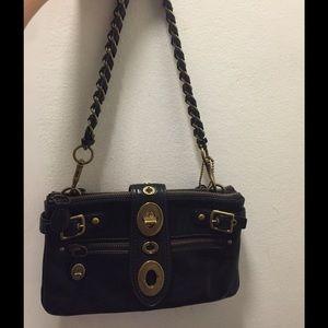Coach Legacy Leather Bridgit Clutch Rare bag