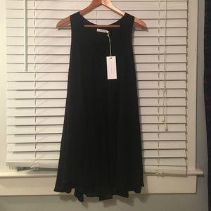 Black Lush 'Mini' Dress