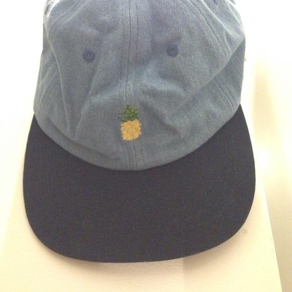 Rosin Denim Pineapple Baseball Hat. M 57b538a0bf6df5acef008d2e 6d89becb17b1