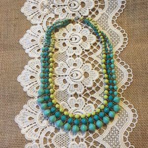 31 Bits Jewelry - 31 bits two piece statement necklace and bracelet