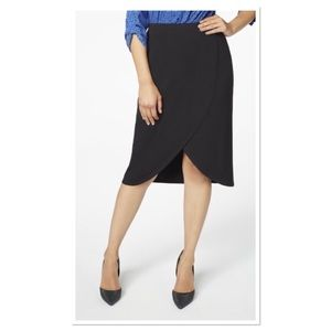 Dresses & Skirts - Wrap Pencil Skirt