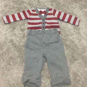 Matching baby set