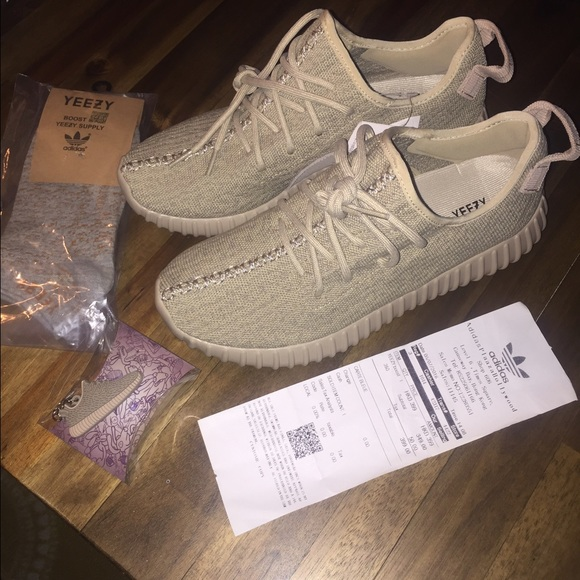 ddb1443bfb118 Authentic Yeezy Boost 350